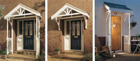 richard burbidge lc flat roof porch canopy kit