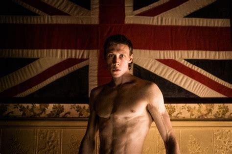 george mackay wrestled shirtless  prepare  true history
