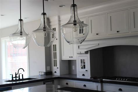 glass pendant lights for kitchen island baby exit