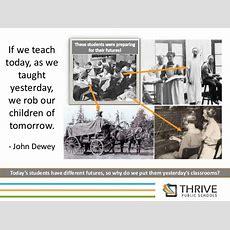 Thrive Public Schools Next Gen Learning Symposium Kick Off 2015