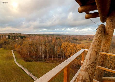 Meņģeles skatu tornis (10 foto + video) - Latvijas skatkartes