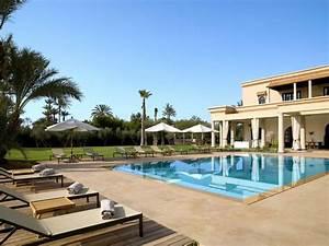 location villa marrakech 25 villas de luxe viaprestige With location villa avec piscine a marrakech