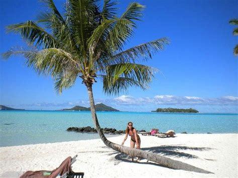 spiaggia da sogno foto  bora bora pearl beach resort