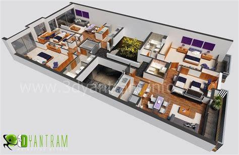 Home Design Plans 3d 3d  Httpwwwballoondesignsnet