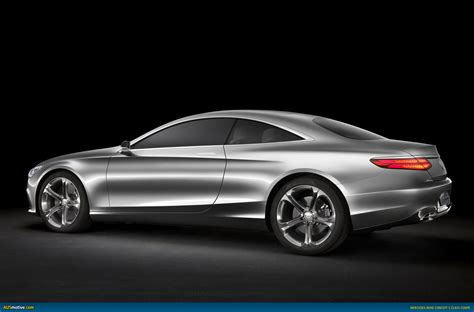 ausmotivecom frankfurt  mercedes concept  class coupe