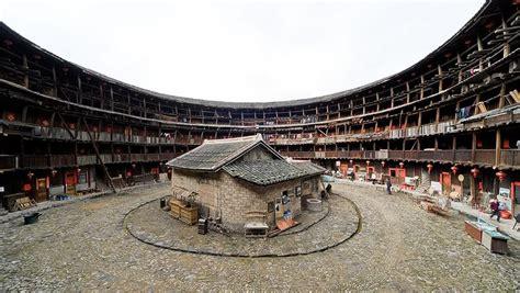 les maisons hakka rondes en chine zakstudio