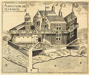 Histoire de la ville de Québec — Wikipédia