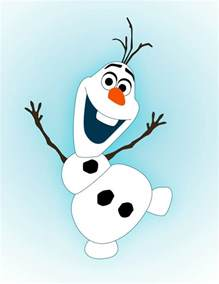Draw Olaf From Frozen