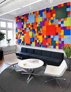 Best office wall design ideas on