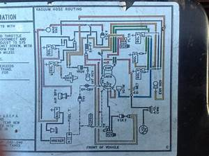 1983 F150 4wd 5 0l 2bl 8cyl Vacuum  Emission Diagram