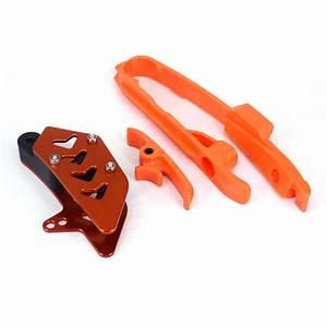 Rear Chain Slider Guide Swingarm Set For Ktm Sx Sxf 125