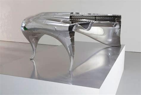 Great Futuristic Desk Design By Jeroen Verhoeven