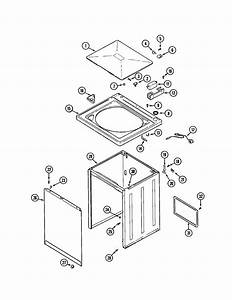 Admiral Laundry Wiring Diagram Parts