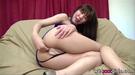 Japanese Women Anal Masturbation 1