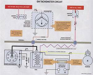 1971 Chevelle Tach Wiring Diagram