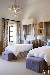 How to Decorate with Two Twin Beds - Guest Room and Kids