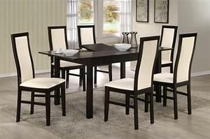 Table Salle A Manger Et Chaise : ensemble table et chaises pour salle manger design 50 0 400 0 containers 40 pieds ~ Teatrodelosmanantiales.com Idées de Décoration