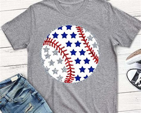 Used the file on my laser and it cut perfectly. use svg, 4th of July svg, Baseball svg, Baseball mom svg ...