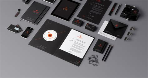 stationery branding mock  vol  psd mock  templates