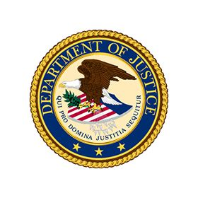 us bureau of justice us department of energy logo vector brandeps