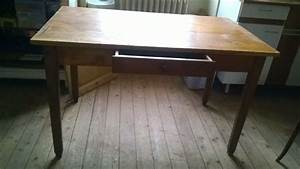 ancienne table cuisine clasf With table de cuisine ancienne en bois