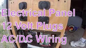Cargo Trailer Conversion   Electrical Wiring    12 Volt