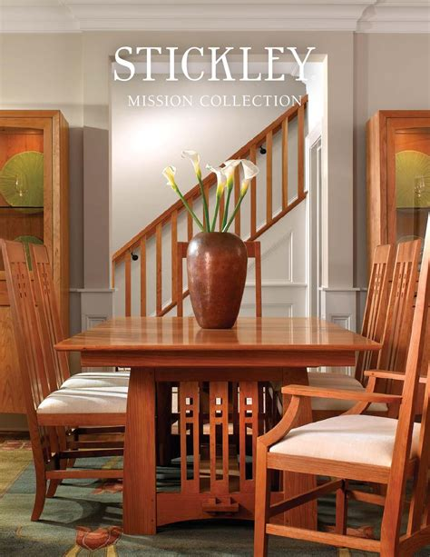 駑ission cuisine 2 stickley mission oak cherry collection by stickley issuu