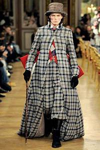 Renaissance Designer Fashion  Thom Browne Fall 2011