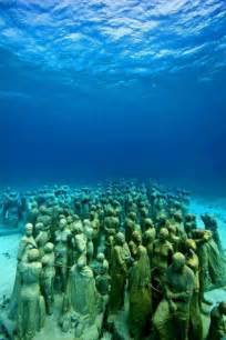 Cancun Underwater Museum Mexico