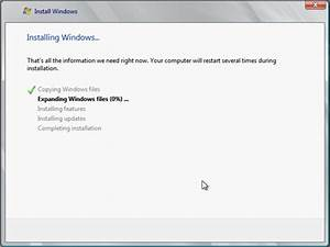Installing A Windows Os And The Vmtools Driver Image