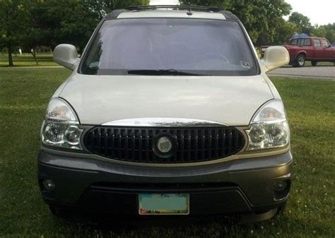 2004 Buick Rendezvous Ultra by Buy Used 2004 Buick Rendezvous Cxl Awd Ultra Low