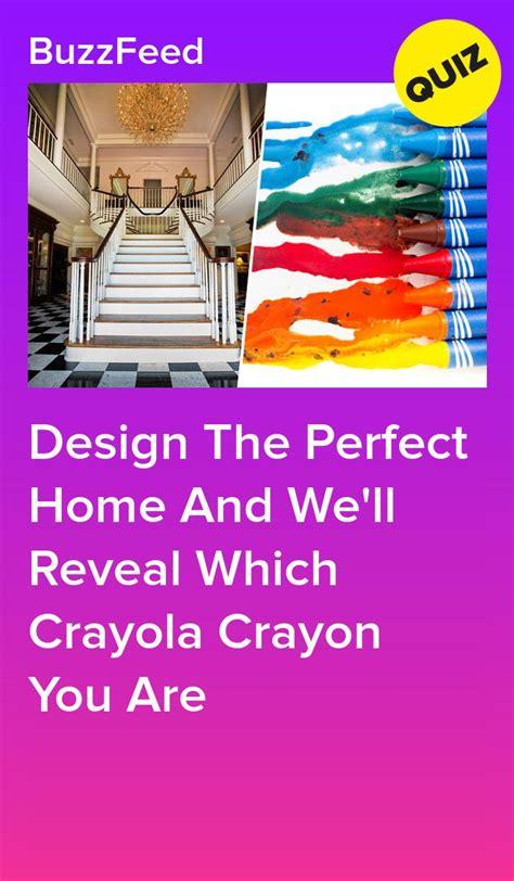 design  perfect home   reveal  crayola