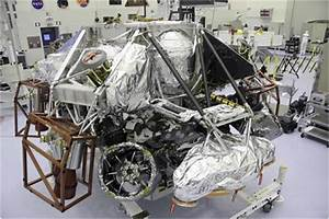 Space Images | Mars Science Laboratory Powered Descent Vehicle