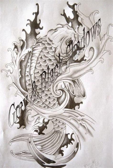 carpe koi signification tatouage japonais carpe koi