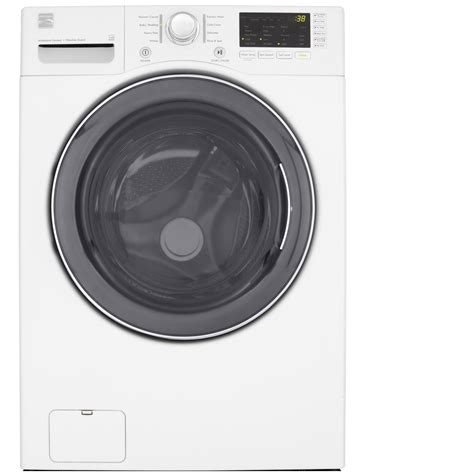 cleaning front load washer kenmore 3 7 cu ft front load washing machine shop your way online shopping earn points on