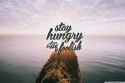 Stay Foolish Hungry Smartphone