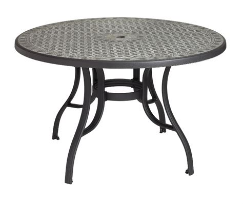 complete outdoor table and base sets from stainless