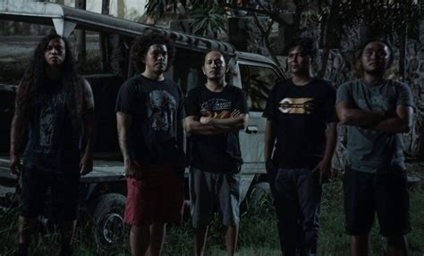 philippines death metal act natal cleft release  track