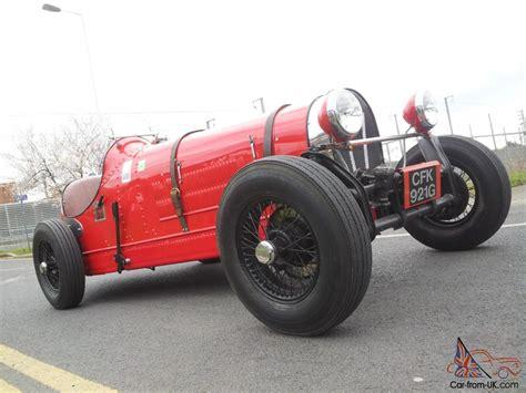 Bugatti Type 35 Replica, Volkswagen Based Recreation