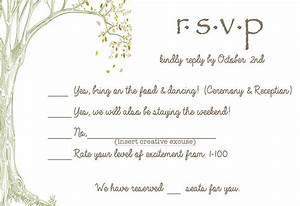 9 hilarious wedding invitations that simply cant be With wedding invitations without rsvp cards