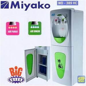 Jual Miyako Dispenser Air Panas Dingin Hot Cool Wd