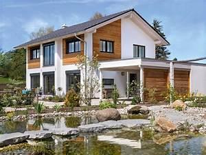 Haus Mit Satteldach 25 Grad : holzhaus von fertighaus von regnauer hausbau haus glonn ~ Lizthompson.info Haus und Dekorationen