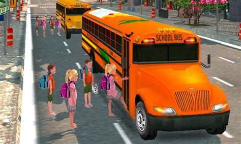 high school bus driving   android apk
