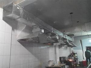 Kitchen Exhaust Ducting System Manufacturer From Ahmedabad