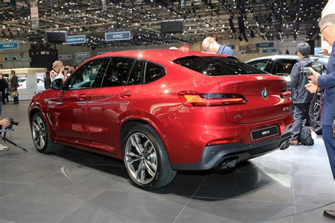 2019 Bmw X4 Astonishes With Its Fittings And Two M