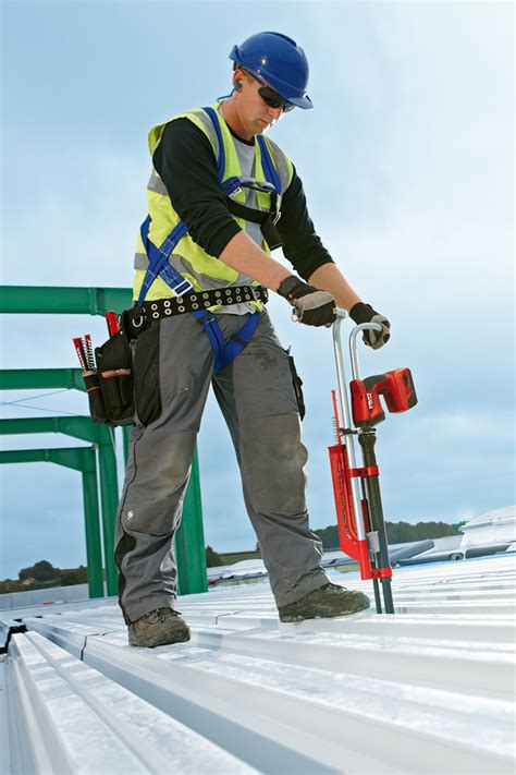 stand  decking tool system  hilti concrete