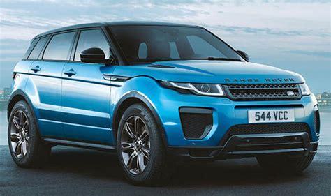 Range Rover Evoque- Landmark Edition Goes On Sale In Uk