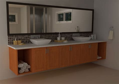 Using Kitchen Cabinets In Bathroom by The Wonderfulness Of Bathroom Vanity Cabinets Amaza Design