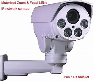 Ptz Ip Camera Pan    Tilt Motorized Zoom    Auto Focal Lens