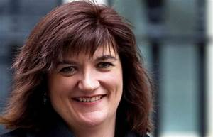 Nicky Morgan describes herself as 'FREEDOM FIGHTER' for ...